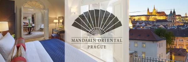 Mandarin Oriental - 5 star luxury hotel in Prague