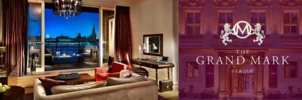 The Grand Mark Prague - Luxus Hotel in Prag