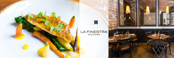 La Finestra in Cucina - Italian restaurant in Prague