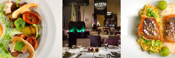 Bellevue - Elegantes Restaurant in Prag