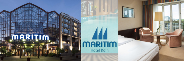 Maritim Hotel in Cologne - 4 star hotel with cathedral view