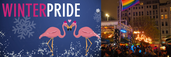 Winter Pride - Gay and lesbian Christmas market in Hamburg