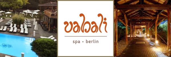 vabali spa - Wellness oasis and sauna landscape in Berlin