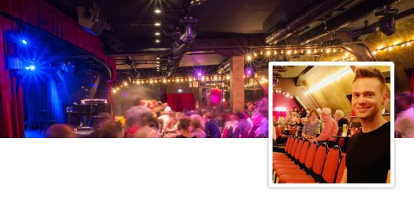 BKA Theater - Tobi testet das Kabarett-Theater in Berlin-Kreuzberg