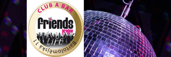 Friends Prague - Gay Club und Bar in Prag