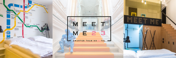 Meet me 23 - gayfriendly Hostel & Hotel in Prag