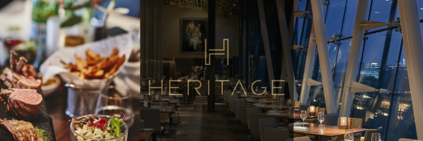 Heritage Hamburg - Top Restaurant in St. Georg Hamburg