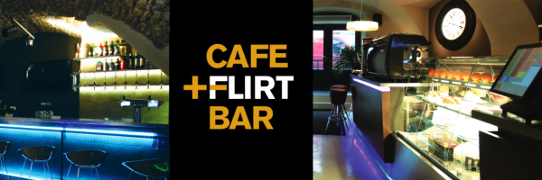 Café Bar Flirt - gay bar in Prague