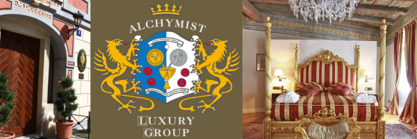 Alchymist Grand Hotel in Prague - gayfriendly luxury 5 Star Hotel