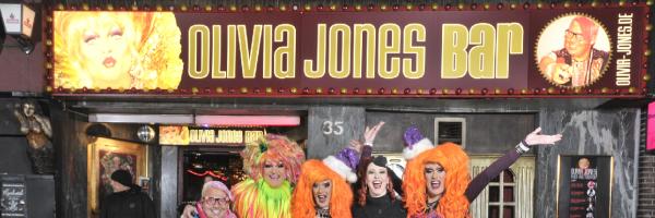 Olivia Jones Bar - schwulenfreundliche Bar in Hamburg