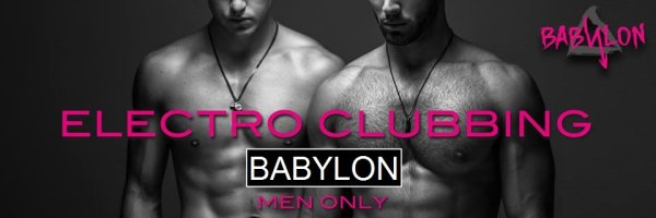 Babylon Clubbing - men only party in Hamburg