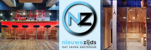 Sauna Nieuwezijds - Gay Sauna in Amsterdam