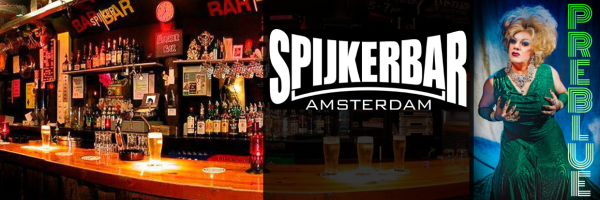 Spijker Bar - gay cruising bar in Amsterdam