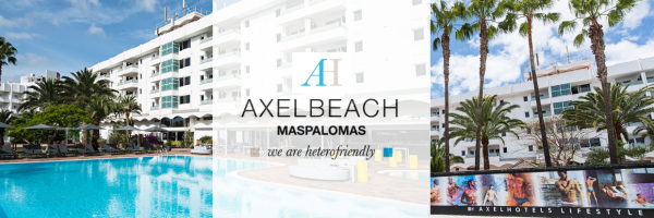 AxelBeach Maspalomas - Gay Hotel tip on Gran Canaria
