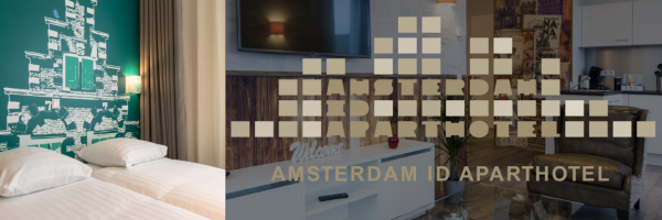 Amsterdam ID Aparthotel - gay-friendly hotel in Amsterdam