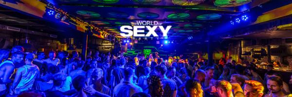 Sexy Party Cologne - größte Schwulenparty in Köln