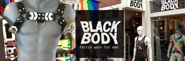 Black Body - Gay and Fetish Shopping in Amsterdam