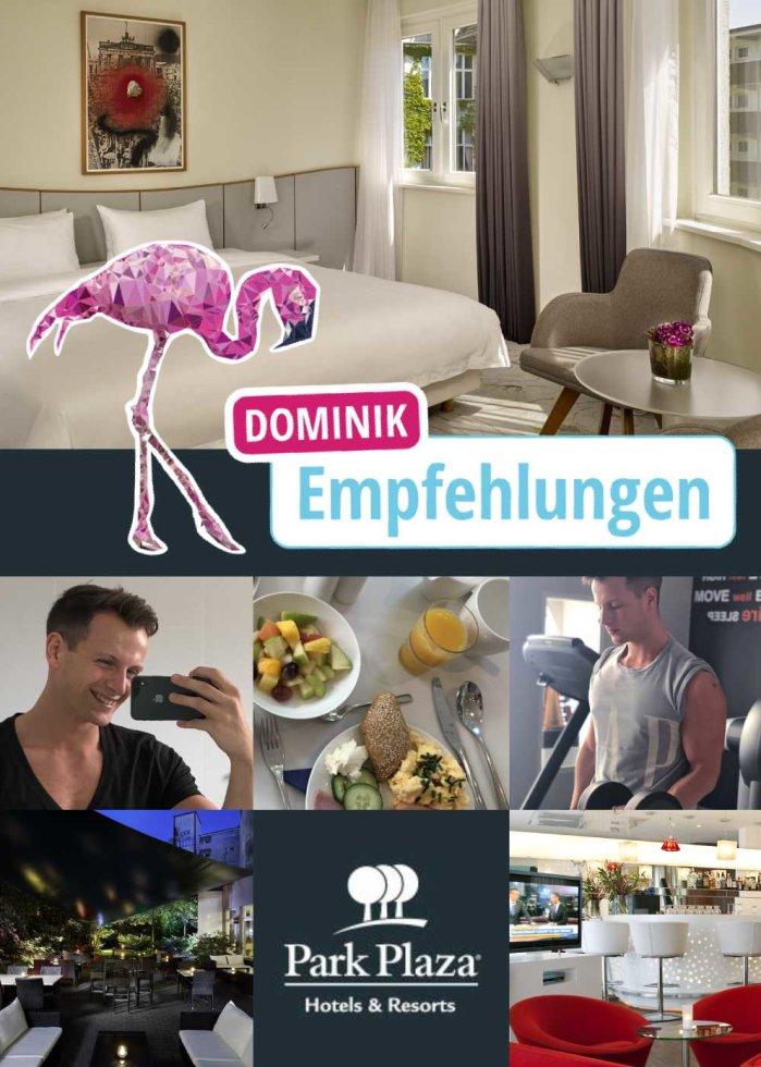 Dominik testet Berliner Hotel - Park Plaza Berlin am Kudamm