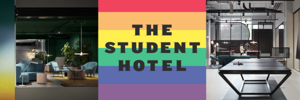 Student Hotel Amsterdam - student accommodation meets design hotel