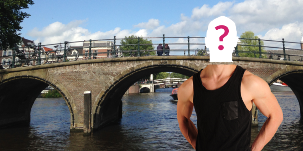 Here is the new LGBT Guide for the Dutch capital- with you!