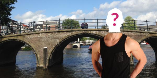 Hier entsteht der neue LGBT Guide für Amsterdam!