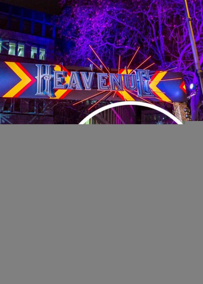Heavenue Cologne: der schwule Weihnachtsmarkt in Köln