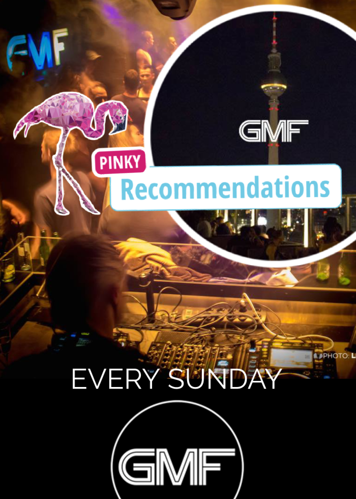 GMF Berlin - GMF Berlin - best Gay Party every Sunday