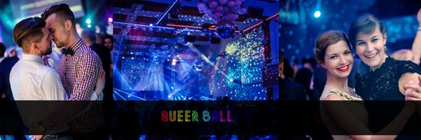 Queer Ball - Annual LGBT ball in Prague for gays, lesbians and friends