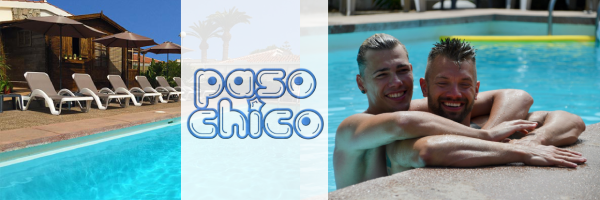 Paso Chico - Gay Bungalows in Gran Canaria
