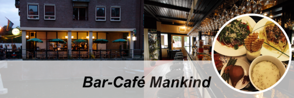 Mankind Amsterdam - gayfriendly Bar & Café in Amsterdam