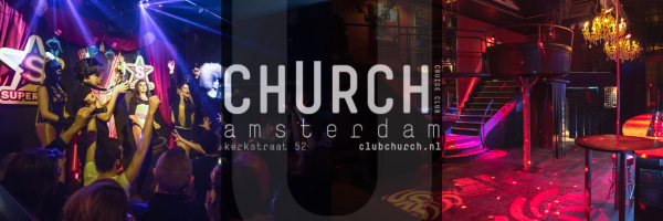 Club Church - criusing and fetish parties in Amsterdam