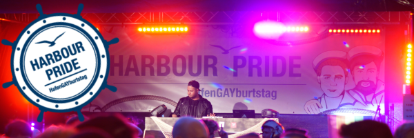 Harbour Pride Hamburg - LGBT Event zum Hafengeburtstag