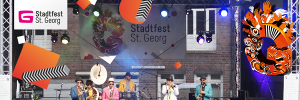 Hamburger Stadtfest St. Georg - Every year in May