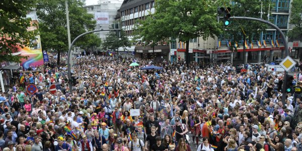 LGBT Events Hamburg - The best dates for gay city trips