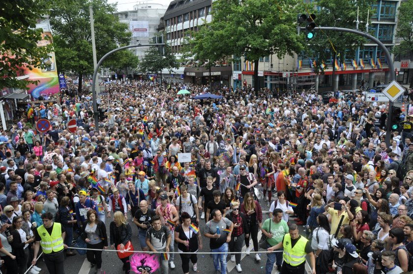 LGBT Events Hamburg - Pride Week and CSD Hamburg