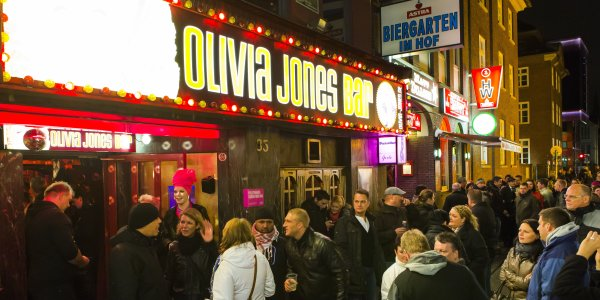 gay & gayfriendly Bars in Hamburg - Olivia Jones Bar