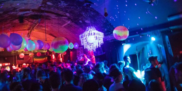 Gay parties and clubs in Hamburg